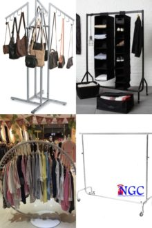 Display & Garment Rails